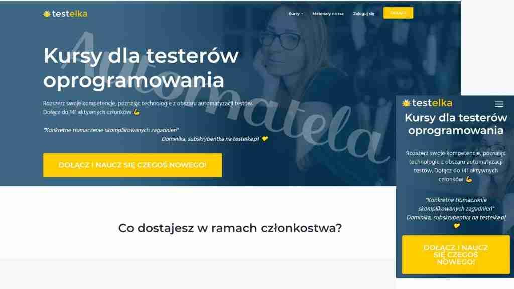 Testelka.pl Case Study